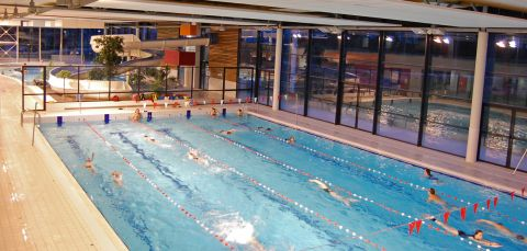 Commune de bourgbarr piscine for Piscine chartres